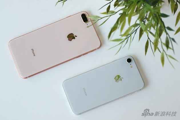 iPhone 8和8 Plus
