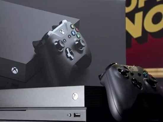 Xbox One X为何不支持VR游戏?微软:游戏不具备主流吸引力