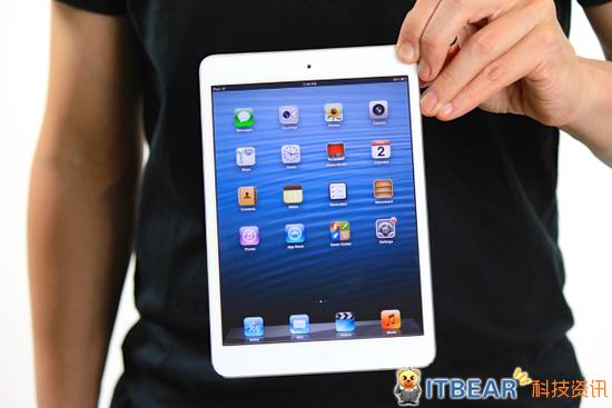 """传""""视网膜""""版iPad Mini年内无法大规模上市"""